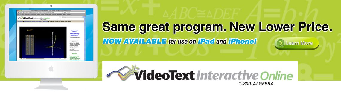 VideoText Online Courses
