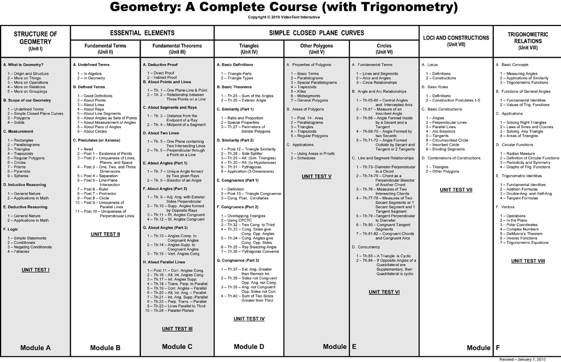Geometry a complete course microsoft word shaded geometry schematic w modules with expa ccuart Image collections